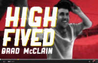 Brad McClain - High Fived