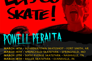 Lets Go Skate Tour