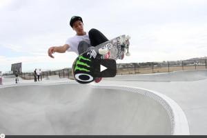Austin Poynter at Oceanside Skatepark