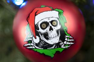 Ripper Ornament