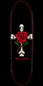 Powell Peralta Funshape Rose Cross Deck - 8.6 x 31.84