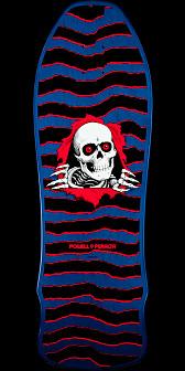 Powell Peralta Geegah Ripper Blue Deck - 9.75 x 30