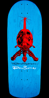 Powell Peralta Ray Rodriguez GFL Benefit Autographed Deck - 9.75 x 30