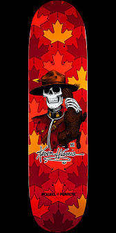 Powell Peralta Kevin Harris Mountie Deck - 8 x 31.25