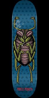 Powell Peralta Roach Skateboard Blue - 8.25 x 31.95