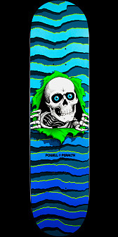 Powell Peralta New School Ripper Deck - 8.25 x 32.5