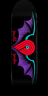 Powell Peralta Winged P Black Deck - 8.5 x 31.8