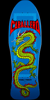 Powell Peralta Can Chinese Dragon Blem Deck -