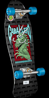 Powell Peralta Caballero Dragon and Bats Complete