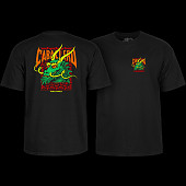 Powell Peralta Steve Caballero Street Dragon T-shirt Black