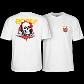 Powell Peralta Youth Ripper T-shirt - White