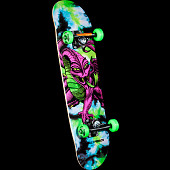 Powell Peralta Cab Dragon Complete Skateboard Tie Dye - 7.5 x 28.65