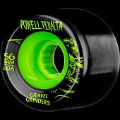 Powell Peralta Gravel Grinders 56mm 80a Wheels Green 4pk