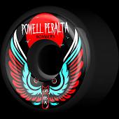 Powell Peralta Bomber Wheel 3 black 68mm 85a 4pk