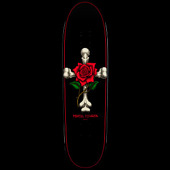 Powell Peralta Funshape Rose Cross Deck - 8.6 x 31.84
