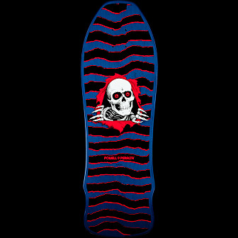 Powell Peralta Geegah Ripper Blue Deck - 9.75 x 30