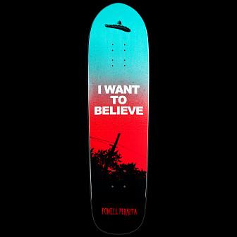 Powell Peralta Deck Funshape Believe - 8.4 x 31.5