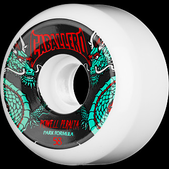 BONES WHEELS SPF Pro Steve Caballero Dragon Wheel 58mm 4pk