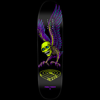 Powell Peralta Funshape Winged Skull 2 Deck - 8.75 x 31.75