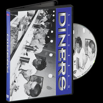 Powell Classic Suburban Diners DVD