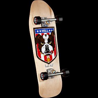 Powell Peralta Hill Bulldog Natural Complete -
