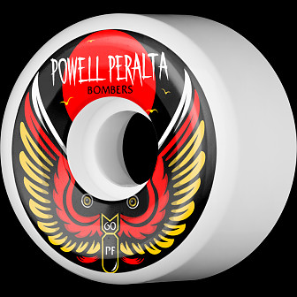 Powell Peralta Bomber Wheel 3 60mm/PF (4 pack)