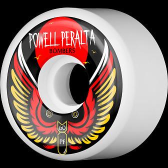 Powell Peralta Bomber Wheel 3 60mm/PF (4 pack)