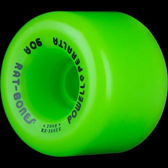 Powell Peralta Rat Bones 60mm 90a - Green (4 pack)