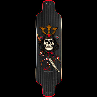 Powell Peralta Kevin Reimer Carbon Samurai Deck -10 x 36.75