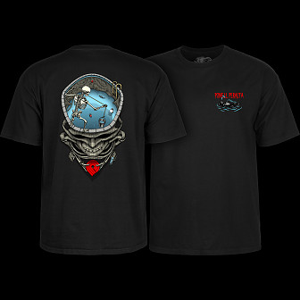 Powell Peralta Pro Mighty Pool T-shirt Black