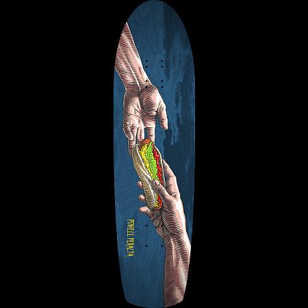 Powell Peralta Funshape Hands 2 Deck - 8.4 x 31.5
