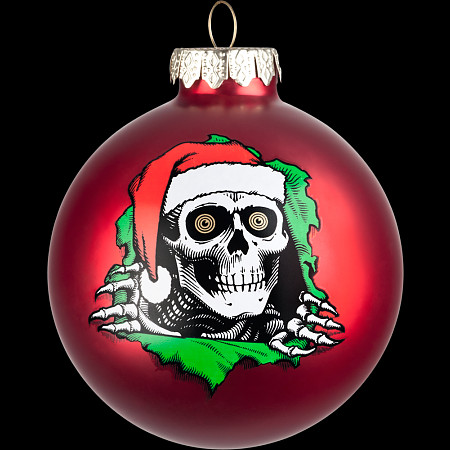 Powell Peralta Christmas Ripper Ornament