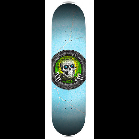 Powell Peraltav Green Pool Light Ripper Deck - 8.5 x 33.5