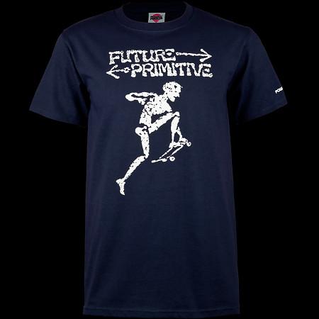 Powell Peralta Future Primitive T-shirt - Navy