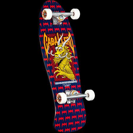 Powell Peralta Caballero Dragon & Bats Custom Complete - 9.625 x 29.75