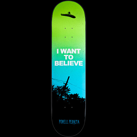 Powell Peralta LIGAMENT Believe Deck - 8.25 x 32.5