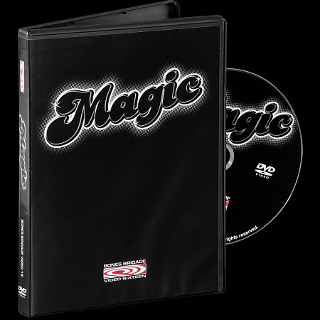 Powell Classic Magic DVD