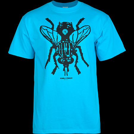 Powell Peralta Fly T-shirt - Turquoise
