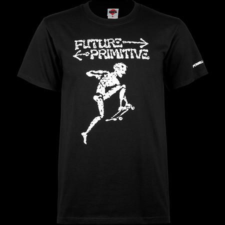Powell Peralta Future Primitive T-shirt - Black