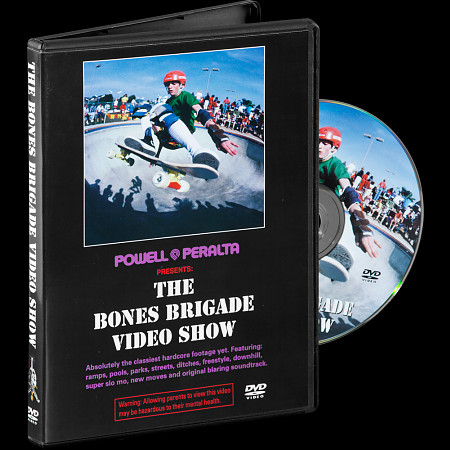 Powell Peralta Bones Brigade Video Show DVD