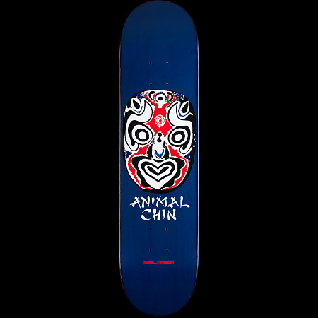 Powell Peralta LIGAMENT Chin Mask Deck Navy - 8 x 32.125