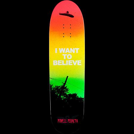 Powell Peralta Funshape Believe 2 Deck - 8.6 x 31.84