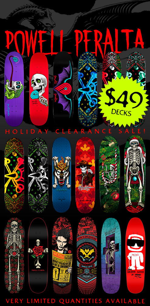Powell Peralta Deck Sale